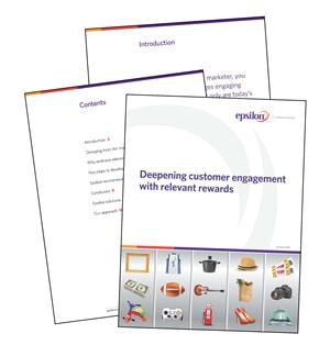 Deepening Customer Engagement